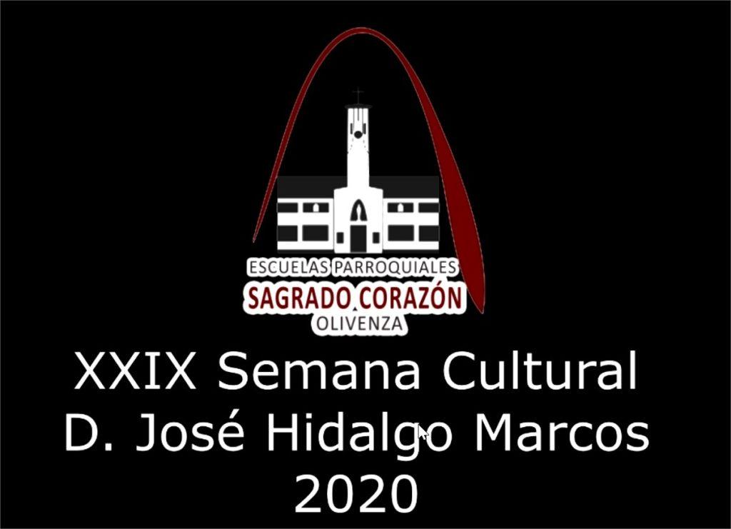 Video 6 de la Semana Cultural 2020